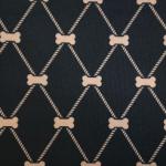 knochen-schwarzbeige
