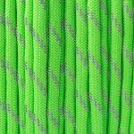 paracord-neon-gruen